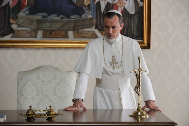 GIVEAWAY: Digital download of The Young Pope