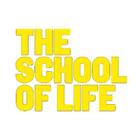 the school of life logo with transparent background or no background