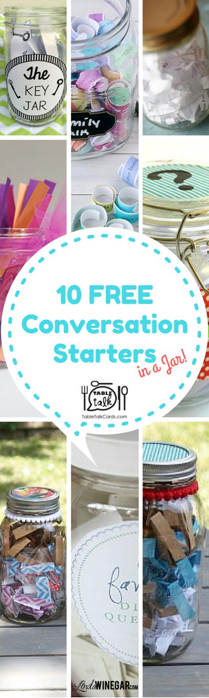 10 Free Conversation Starters In A Jar Linda Winegar