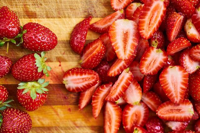 dieta con fresas para bajar de peso