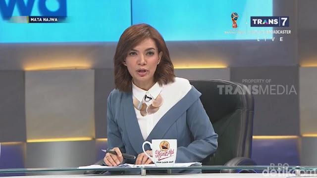 TKN Jawab BPN Prabowo: Jangan Ragukan Profesionalitas Najwa Shihab!