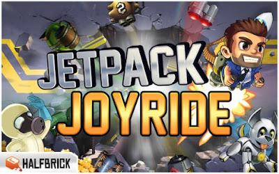 Jetpack Joyride Mod Apk v1.9.15 Unlimited Coins