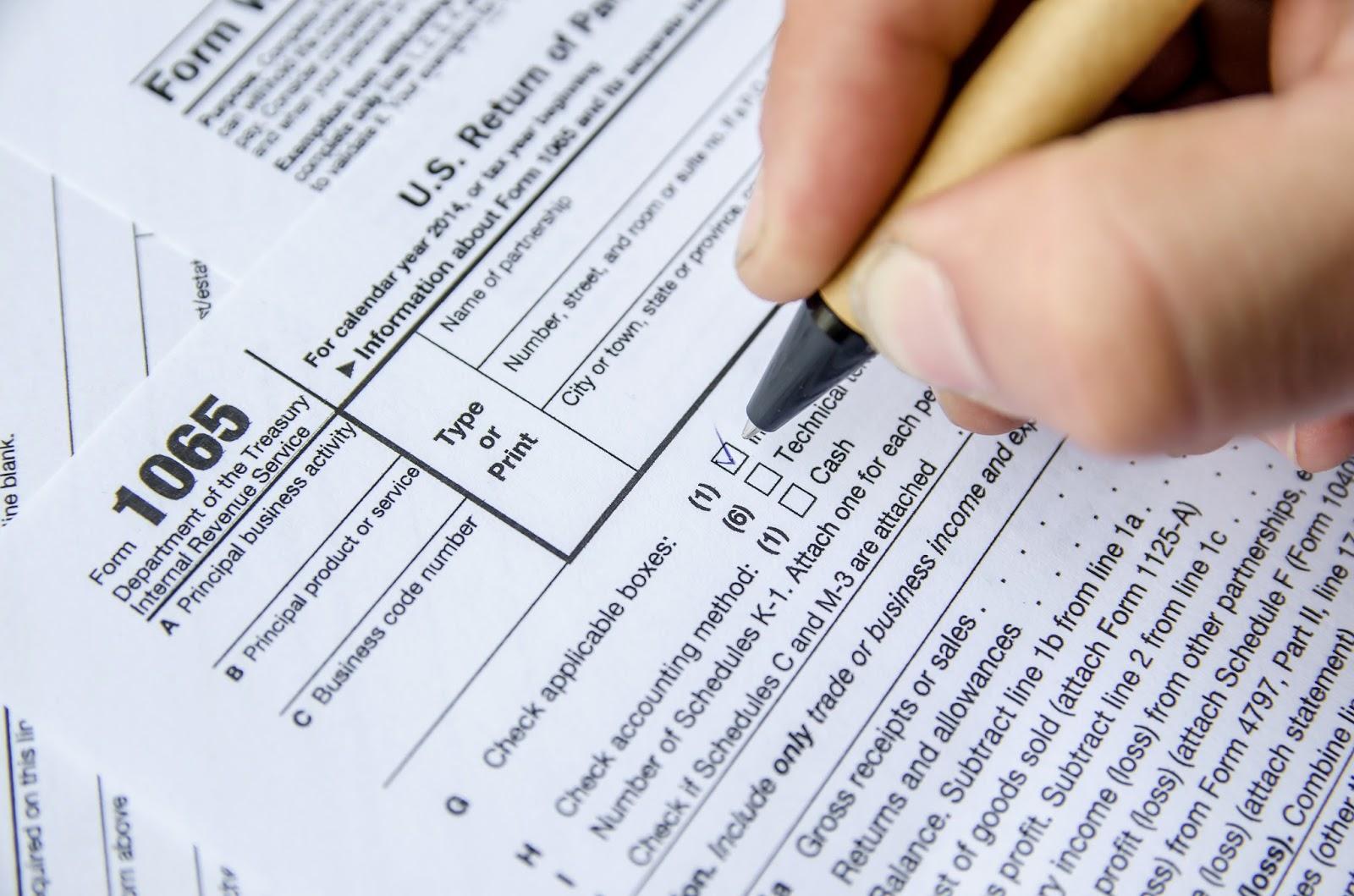Yankee Farm Credit Blog: New 2017 Partnership Tax Return Deadline!