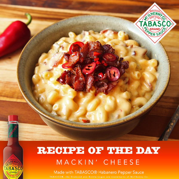 Mackin' Cheese Recipe