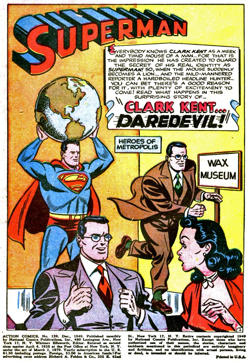 Action Comics (1938) 139 Page 2
