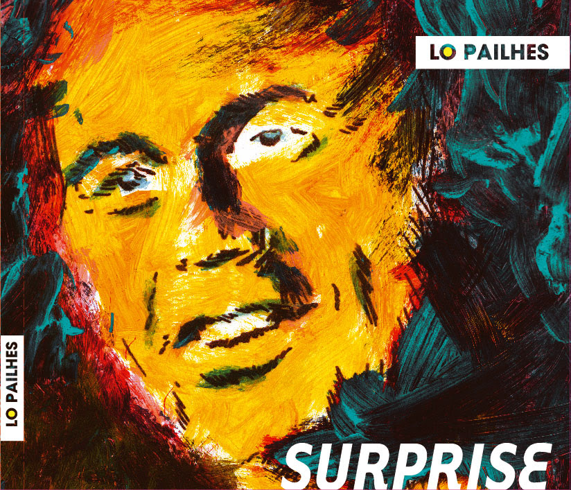 Lo Pailhes album Surprise chanson rock en français