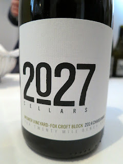 2027 Wismer Vineyard Fox Croft Block Chardonnay 2014 (90 pts)