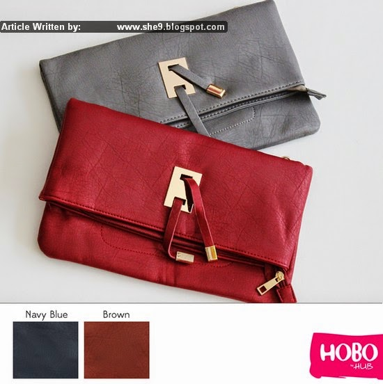 Spring Summer Clutch from HOBO by HUB