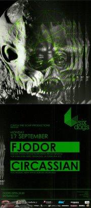 [Live Report] Fjodor, Circassian @ Athens, 17/09/2012