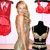 Candice Swanepoel at the launch Fantasy Bra