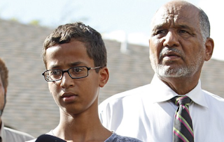 EXCLUSIVE: Judge Dismisses 'Clock Boy' Lawsuit Saying The School Didn't Discriminate Against Ahmed Mohamed When The Muslim Teen's Teacher Called The Police Because She Thought He Made A Bomb