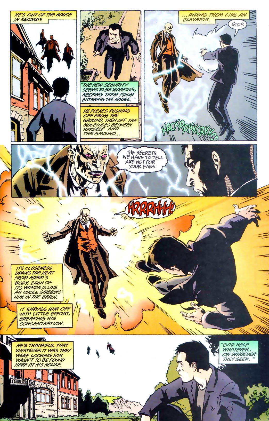 Read online Midnight, Mass comic -  Issue #7 - 13