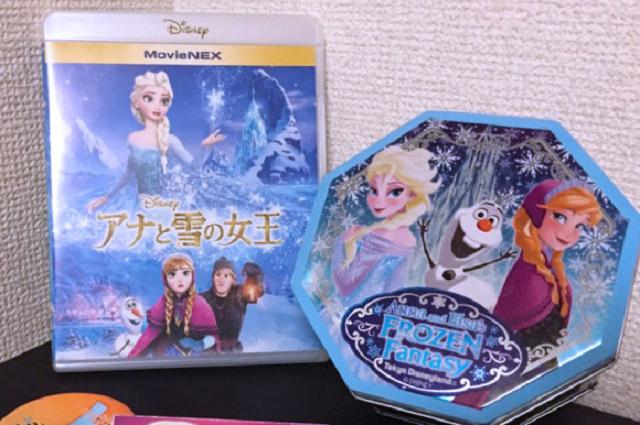 Disney Berhenti Menjual Serta Memproduksi Blu-ray Frozen di Jepang Dikarenakan Sebuah Kasus Narkoba
