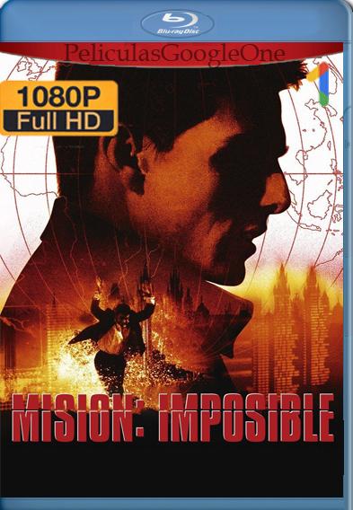 Mision Imposible (1996) [1080p] [Latino-Ingles] [Luiyi21HD]