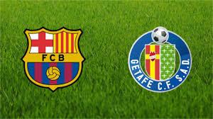 مشاهدة مباراة برشلونة وخيتافى اليوم بث مباشر فى الدورى الاسبانى
