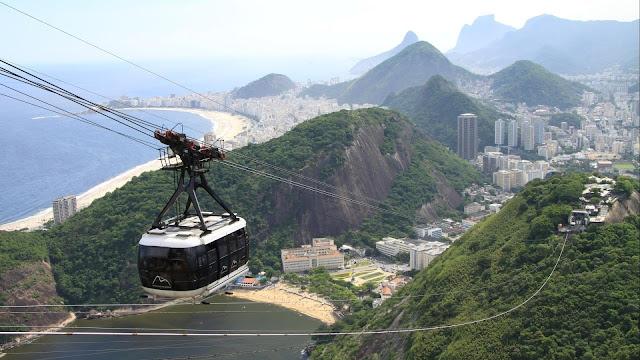 Détente et évasion au Brésil - Idée destination pas cher 2018 - Découvrir le Bresil
