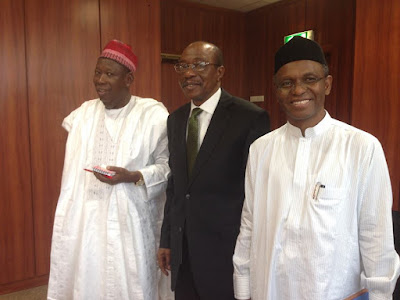At $120m Potato Plant Launch, El-Rufai, Emefiele Stress Diversification 1