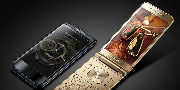 Inilah Tampang Dari Samsung Flip Phone SM-W2018