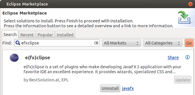 JavaFX 2 with Spring