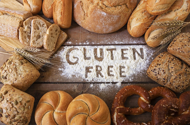 Go gluten free with Pud For All Seasons