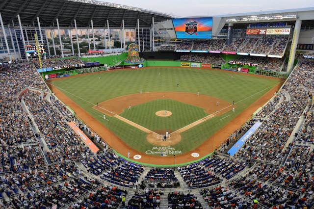 Onde comprar ingressos de jogos de beisebol em Miami
