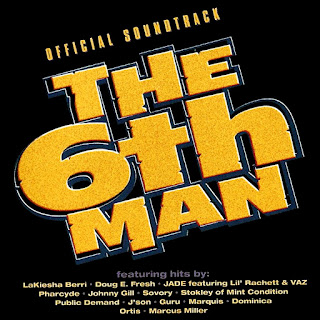 Various Artists - The 6th Man (Official Soundtrack) (1997)