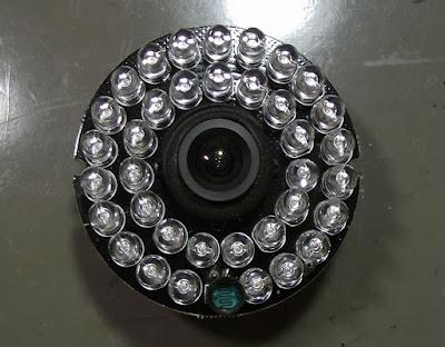 Câmera CFTV ALT1400W LEDs
