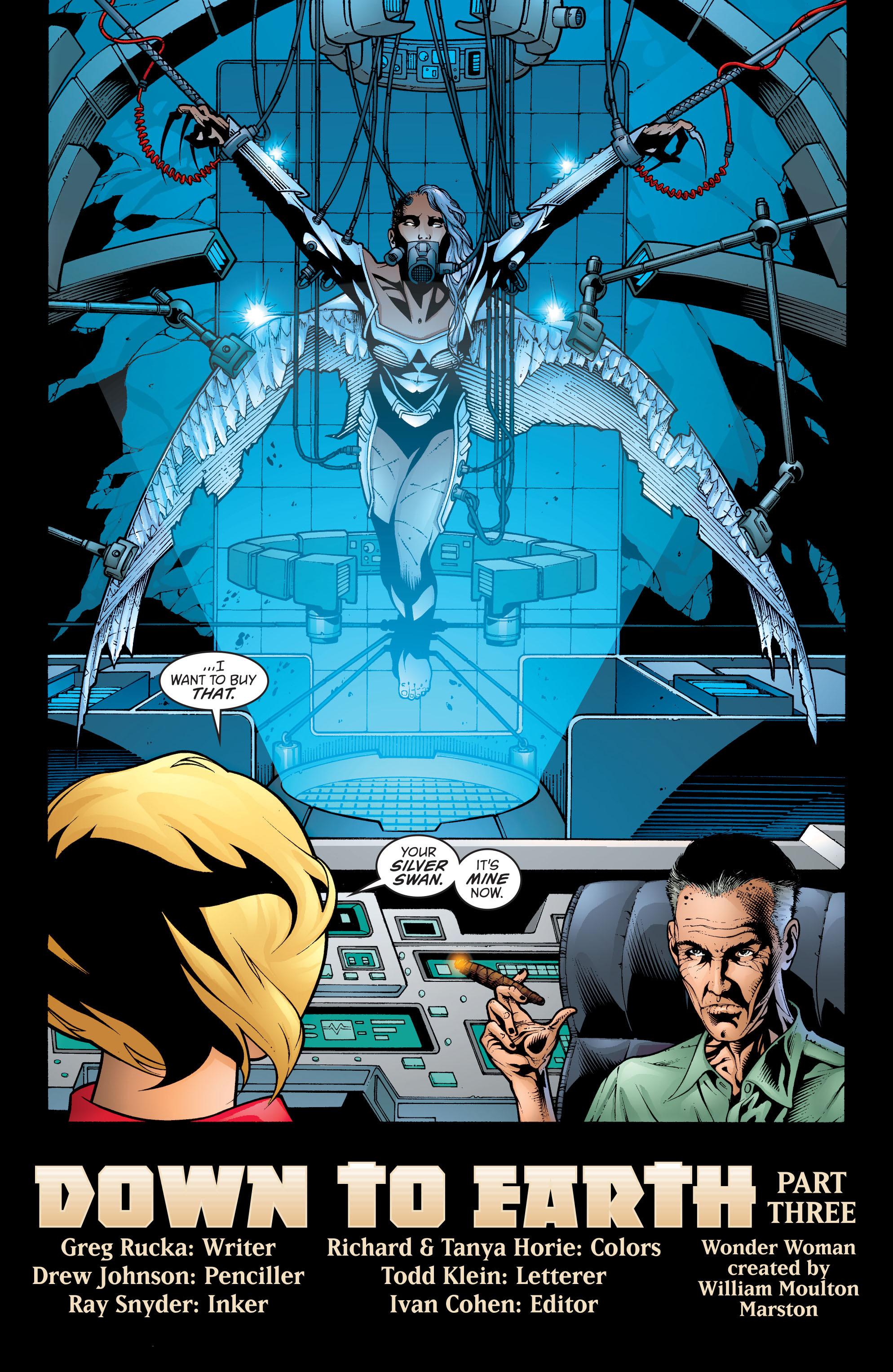 Read online Wonder Woman (1987) comic -  Issue #198 - 22