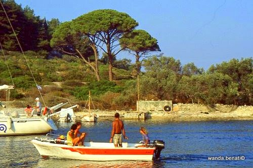 Paxos, isole Ionie