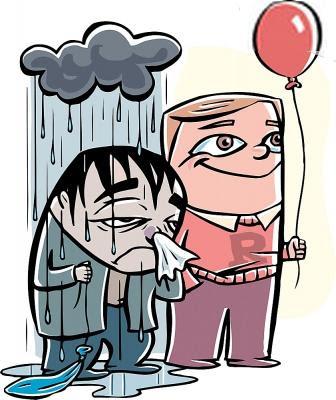 Los optimistas suelen subestimar las emociones negativas de los demás