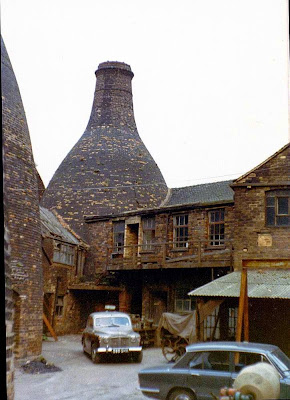 Gladstone Pottery Museum Story