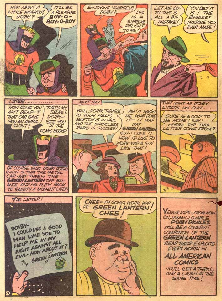 Read online All-American Comics (1939) comic -  Issue #27 - 12