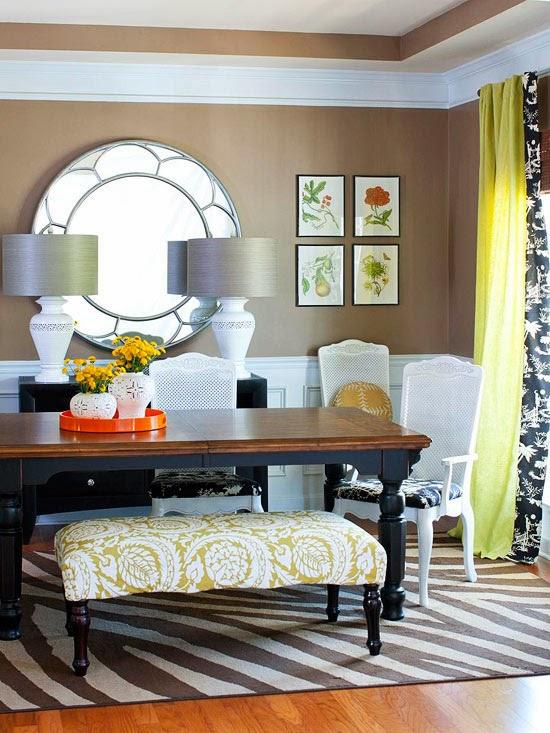 Modern Furniture: Elegant Decorating Ideas for Small ...