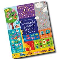 compter 100 Maternelle Usborne cahier activité blog avis critique chronique
