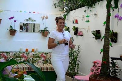 Ateliê Monica Rosenzweig promove encontro pré-olímpico