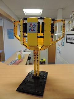 meon junior school lego robot winner