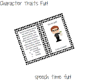 Reading Comprehension Stories: Character Traits Fun!
