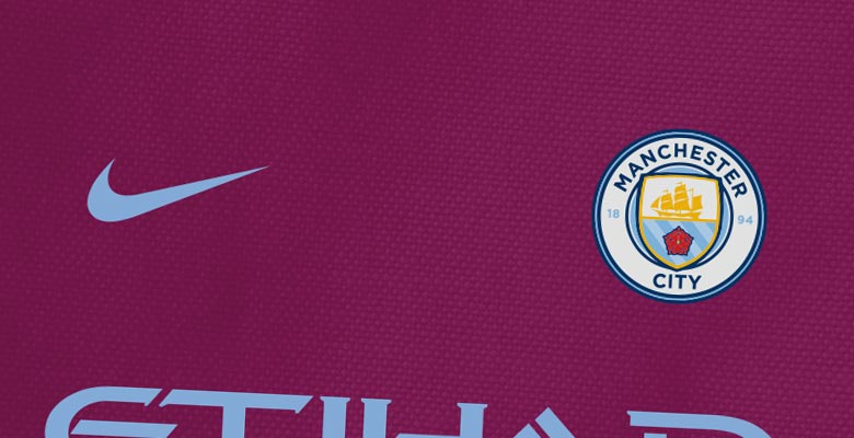 Se filtró el color de la camiseta alternativa del Manchester City para 2017