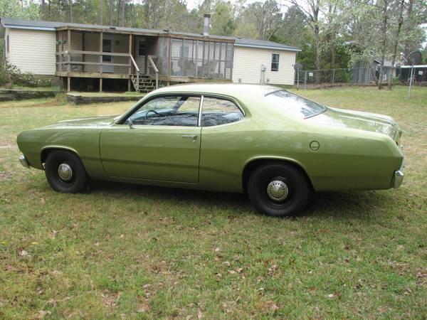 360 mopar 1971 duster for sale buy american muscle car. Black Bedroom Furniture Sets. Home Design Ideas