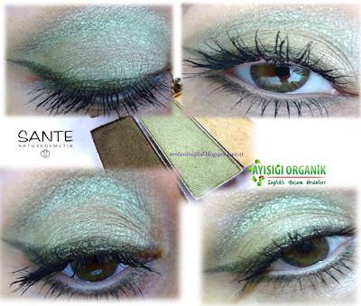 Organik-yeşil-göz-farı