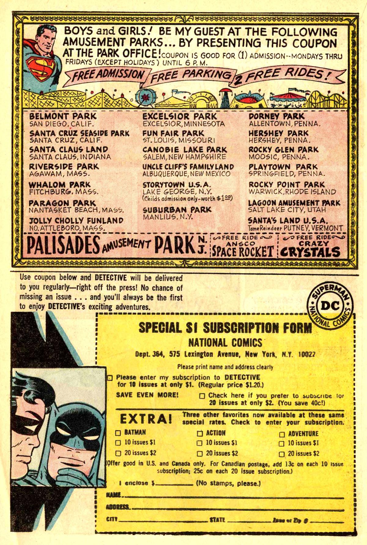 Detective Comics (1937) 331 Page 29