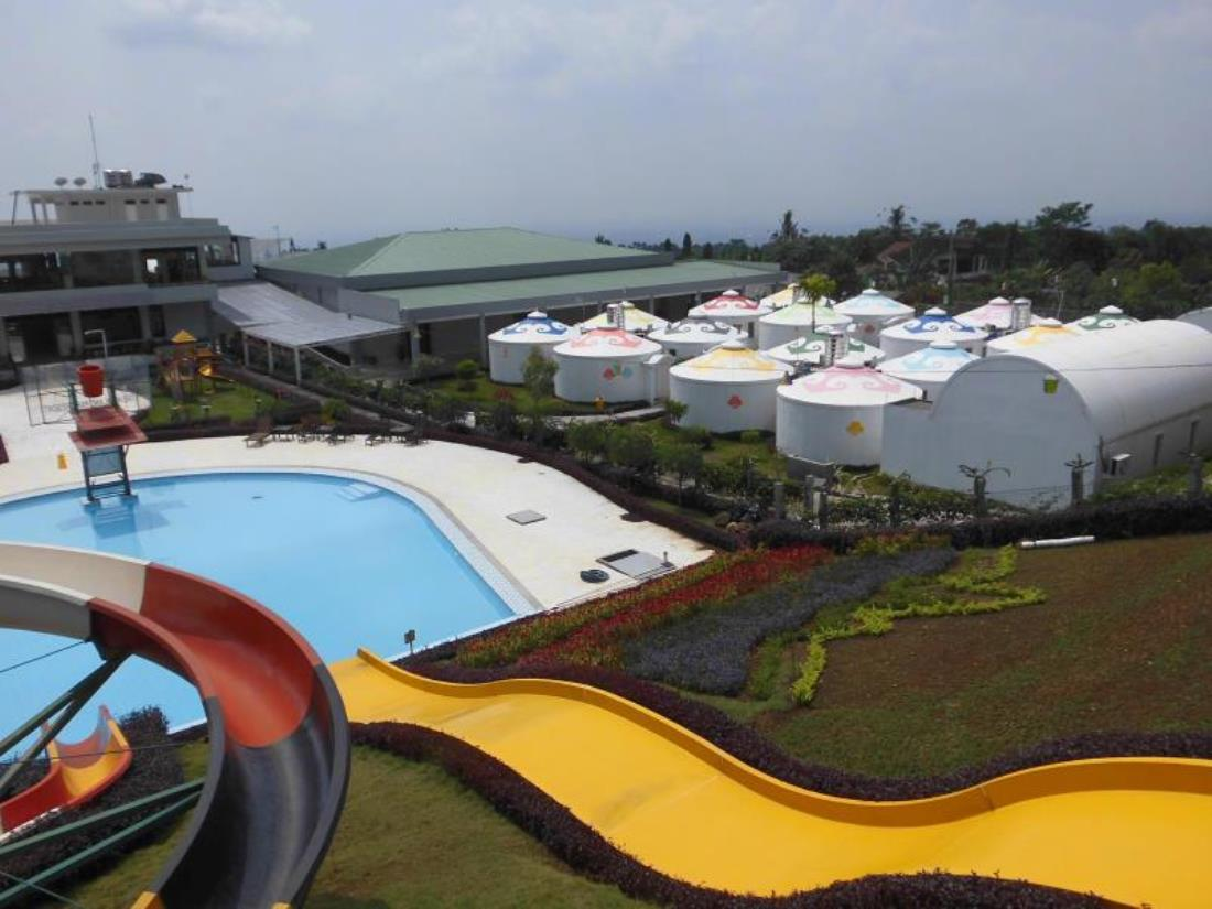 The Highland Park Resort Bogor Tinnimentum