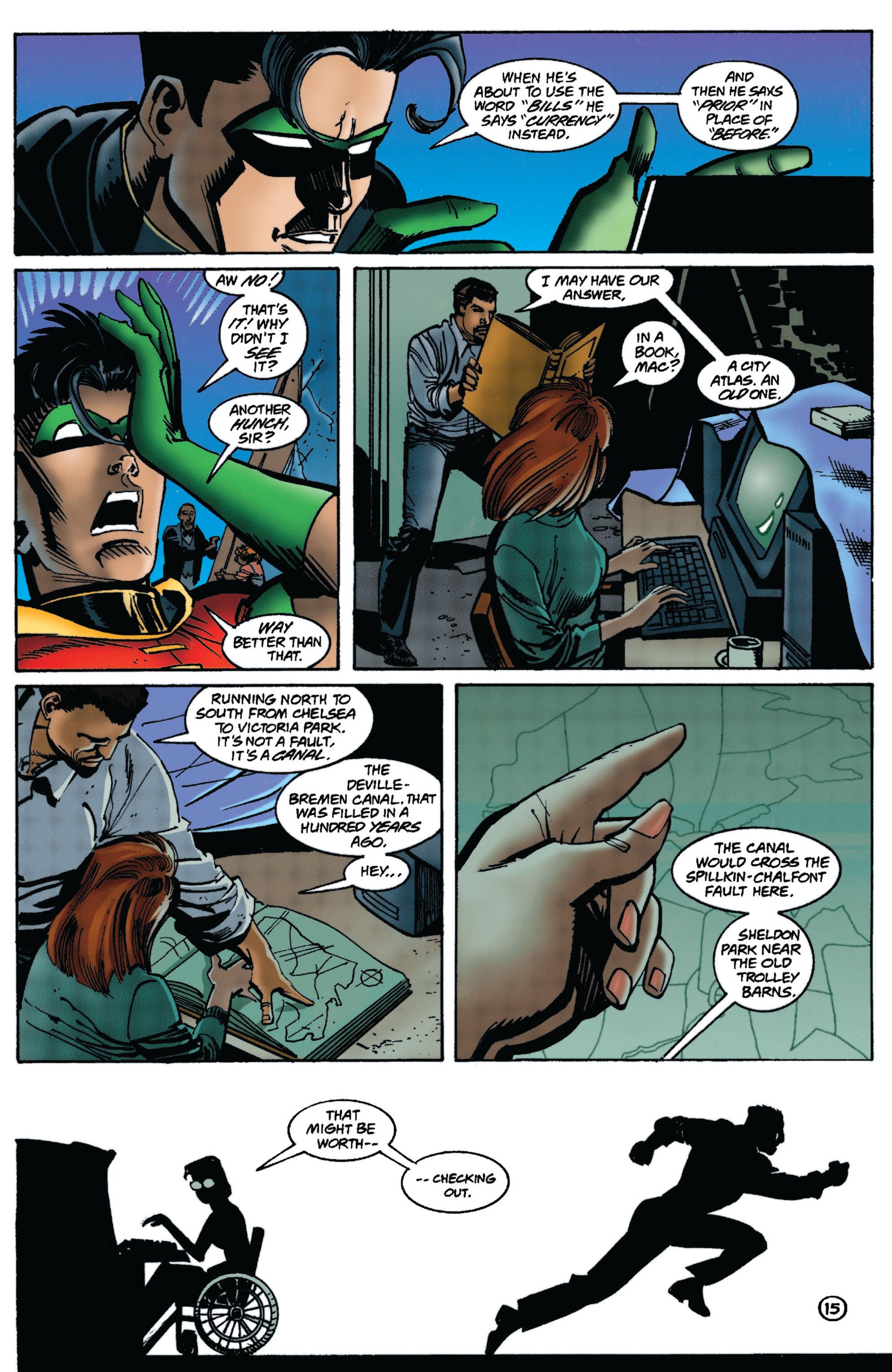 Detective Comics (1937) 721 Page 14
