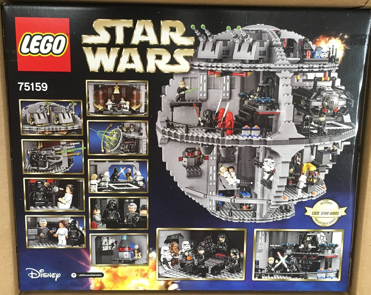 death star lego box - photo #14