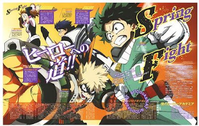 Download Anime Boku no Hero Academia Subtitle Indonesia [Batch]