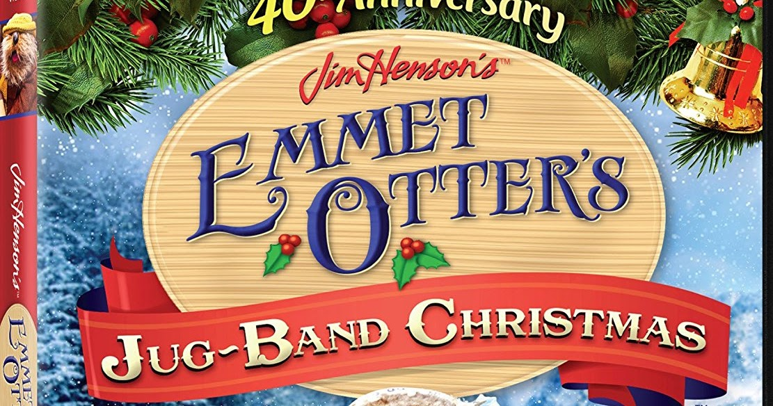 Emmet Otters Jug Band Christmas Book.Muppet Stuff Emmet Otter S Jug Band Christmas 40th