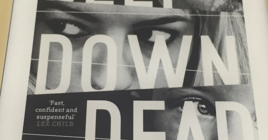 Deep Down Dead by Steph Broadribb - Book Review