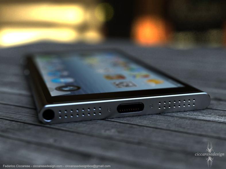 desain iPhone 6