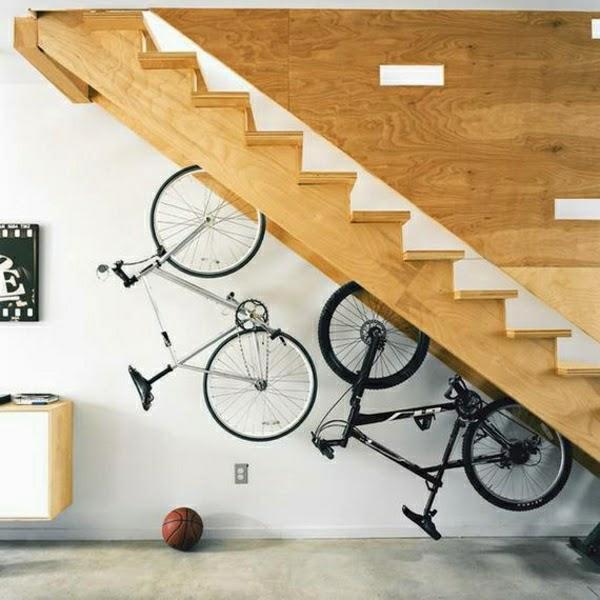 decoración escalera original