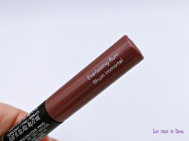 Novedades Revlon Maquillaje makeup beauty brochas máscara de pestañas lipstick liquid otoño